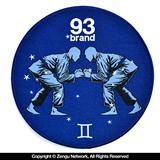 Gemini Gi Patch by Meerkatsu and 93 Brand